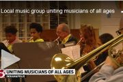 Brittany Lewis of WISH-TV reports on local jazz masters