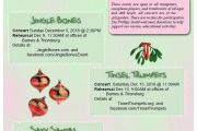 Phillips Guild announces 3 Holiday Events